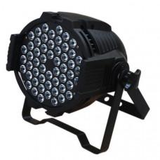LED прожектор BIG PAR64 54x3W RGBW DMX